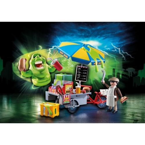 «Лизун и торговая тележка с хот-догами» PM9222