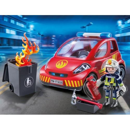 «Пожарник с машиной» PM9235
