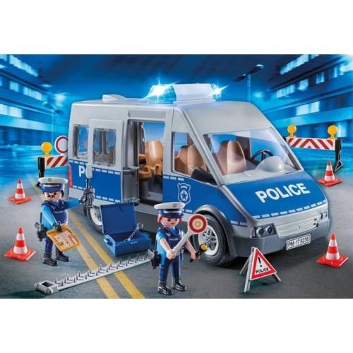 «Полицейский с машиной» PM9236