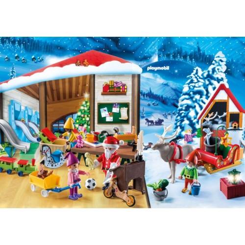 «Календарь - Мастерская Санта Клауса» PM9264