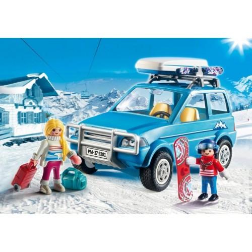 «Зимний внедорожник» PM9281