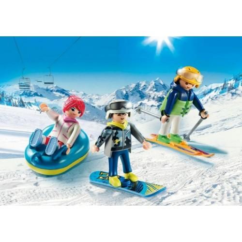 «Зимние виды спорта - трио» PM9286