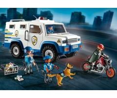 PM9371 Полицейская машина для перевозки денег