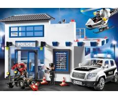 PM9372 Полицейский участок