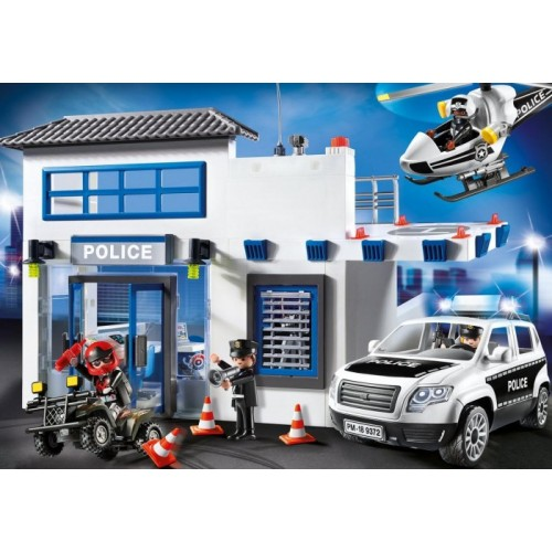«Полицейский участок» PM9372