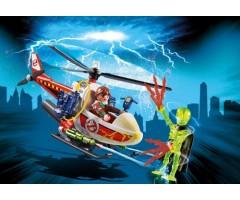 Вэнкман с вертолетом