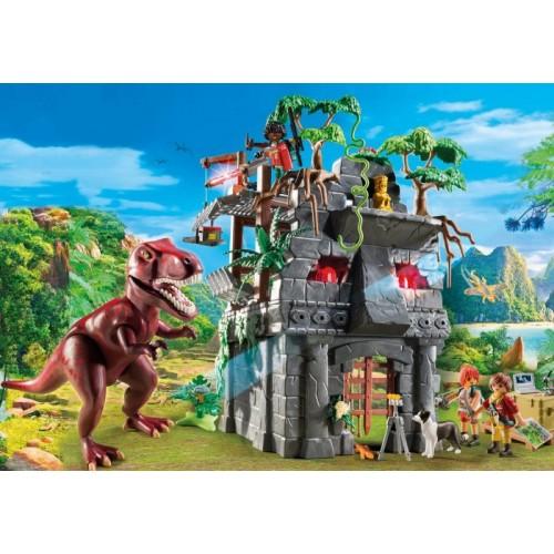 «Затерянный храм с тиранозавром» PM9429