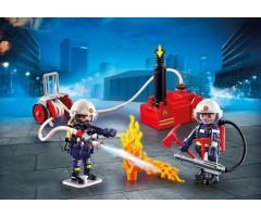 PM9468 Пожарные с водяным насосом