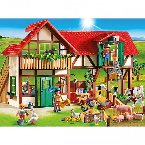 Маленькая ферма для вашего малыша