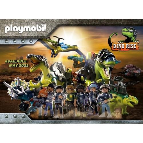 DinoRise - новинка 2021 для поклонников Динозавров
