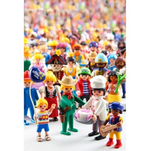 История фигурок Playmobil. Интересные факты.