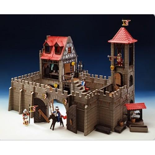 Быстрее сокола, сильнее льва с игрушкой Замок рыцарей