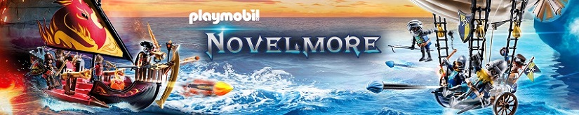 Серия замки Novelmore
