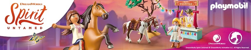 Spirit Playmobil
