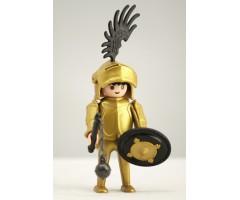 PM001084 Рыцарь в золотых доспехах