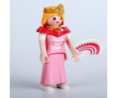 PM002 Принцесса с веером
