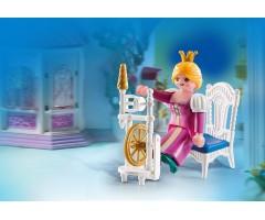 PM4790 Принцесса с прялкой