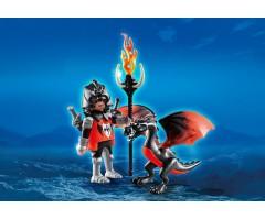 PM4793 Рыцарь с Драконом