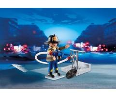 PM4795 Пожарник с гидрантом