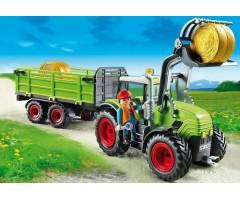 PM5121 Трактор с прицепом