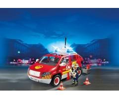 PM5364 Пожарная машина командира со светом и звуком