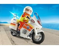 PM5544 Мотоцикл первой помощи с мигалкой