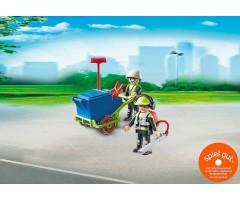 PM6113 Команда по уборке улиц города
