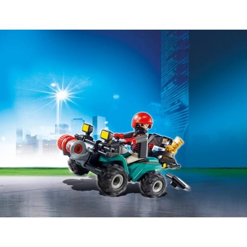 «Квадроцикл Грабителя с награбленным» PM6879