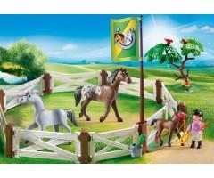 PM6931 Загон для лошадей