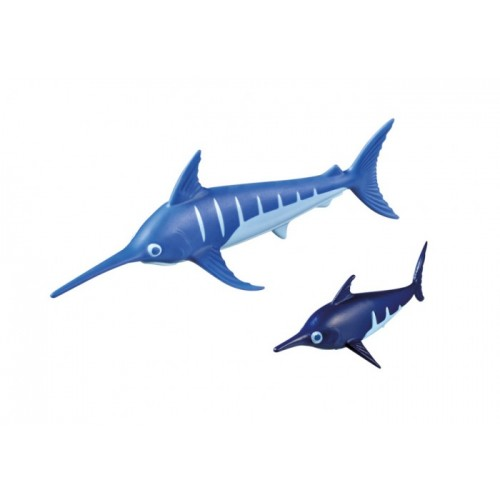 «Рыба-меч с детенышем» PM9068