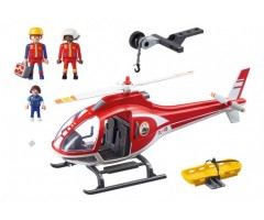 PM9127 Вертолет горноспасателей