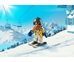 PM9284 Лыжник с палками